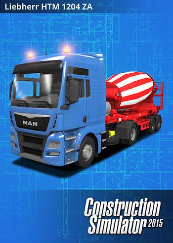 Construction Simulator 2015: Liebherr HTM 1204 ZA PC DIGITAL