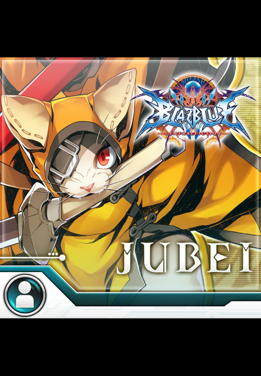 BlazBlue Centralfiction - Additional Playable Character JUBEI PC DIGITAL