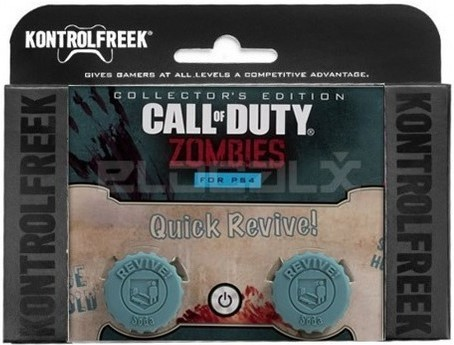 Call of Duty Zombies Quick Revive KontrolFreek | FPS Freek | Накладки на стики PS4/PS5
