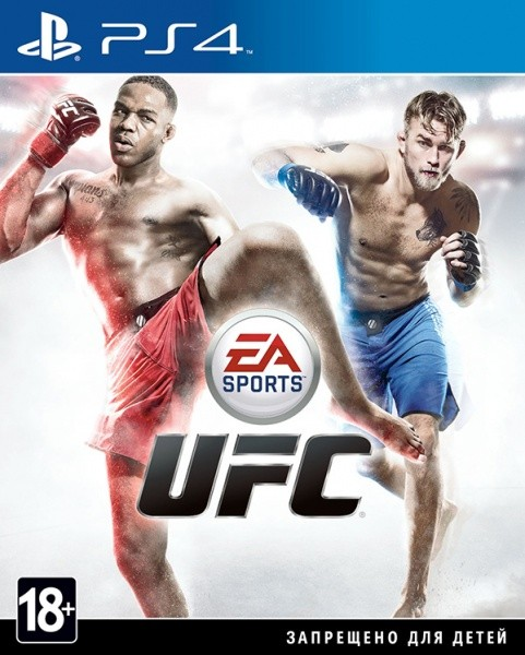 EA Sports UFC б/у PS4