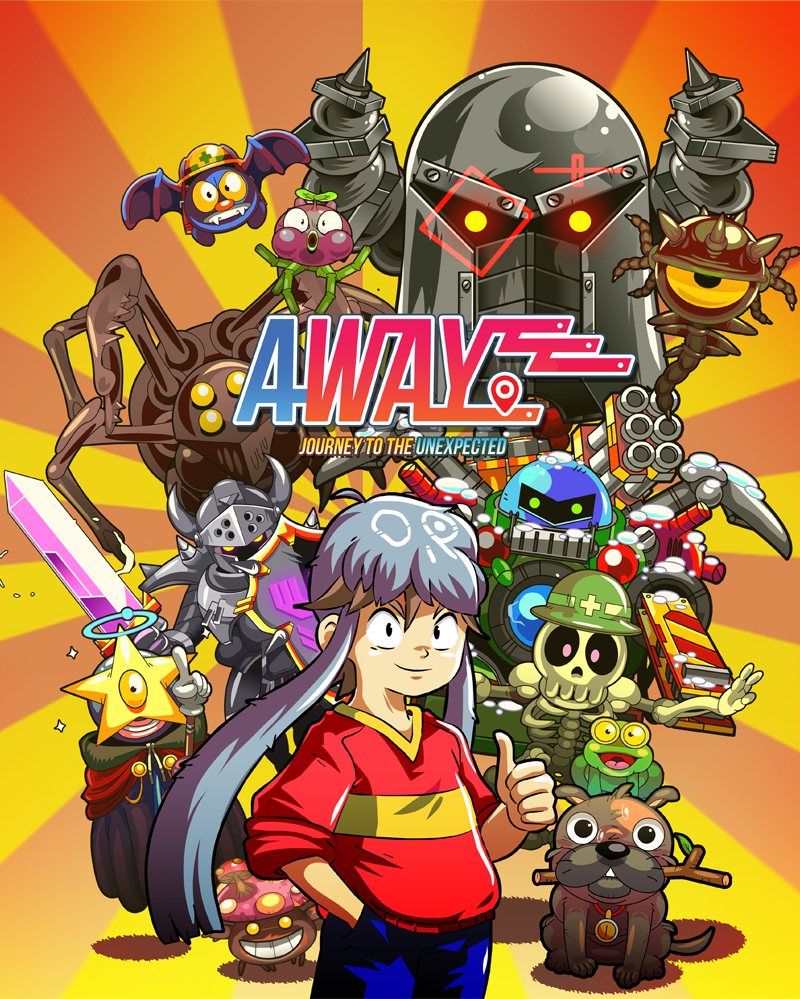 AWAY: Journey to the Unexpected PC DIGITAL