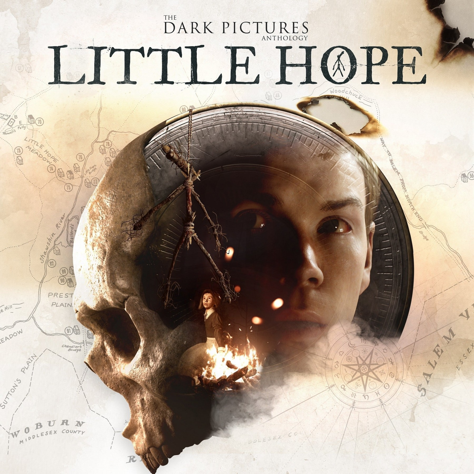 Прокат The Dark Pictures Anthology Little Hope от 7 дней PS4