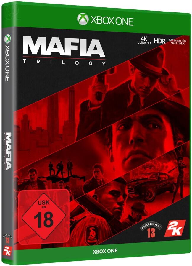 Mafia Trilogy | Мафия трилогия XONE