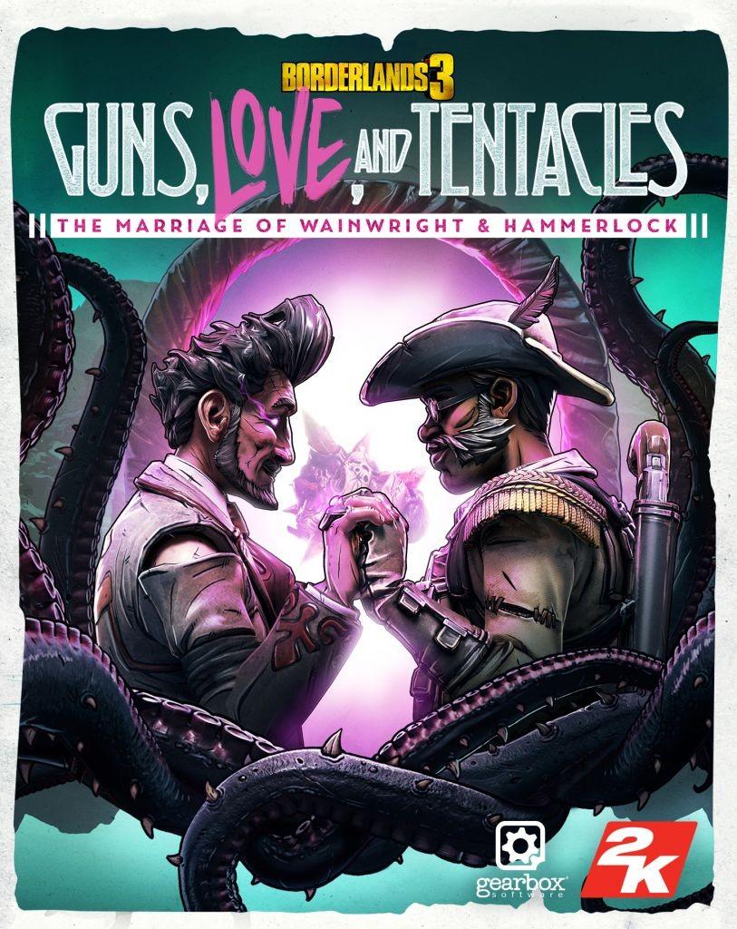 Borderlands 3: Любовь, пушки и щупальца PC DIGITAL