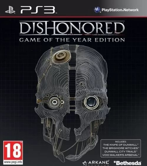 Dishonored: Game of the Year Edition | GOTY PS3