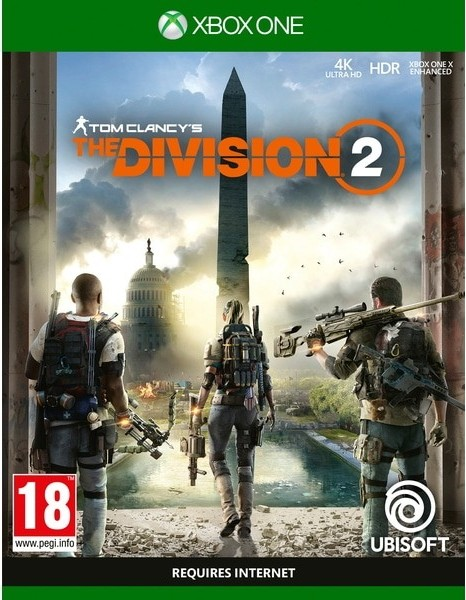 Tom Clancy's The Division 2 XONE