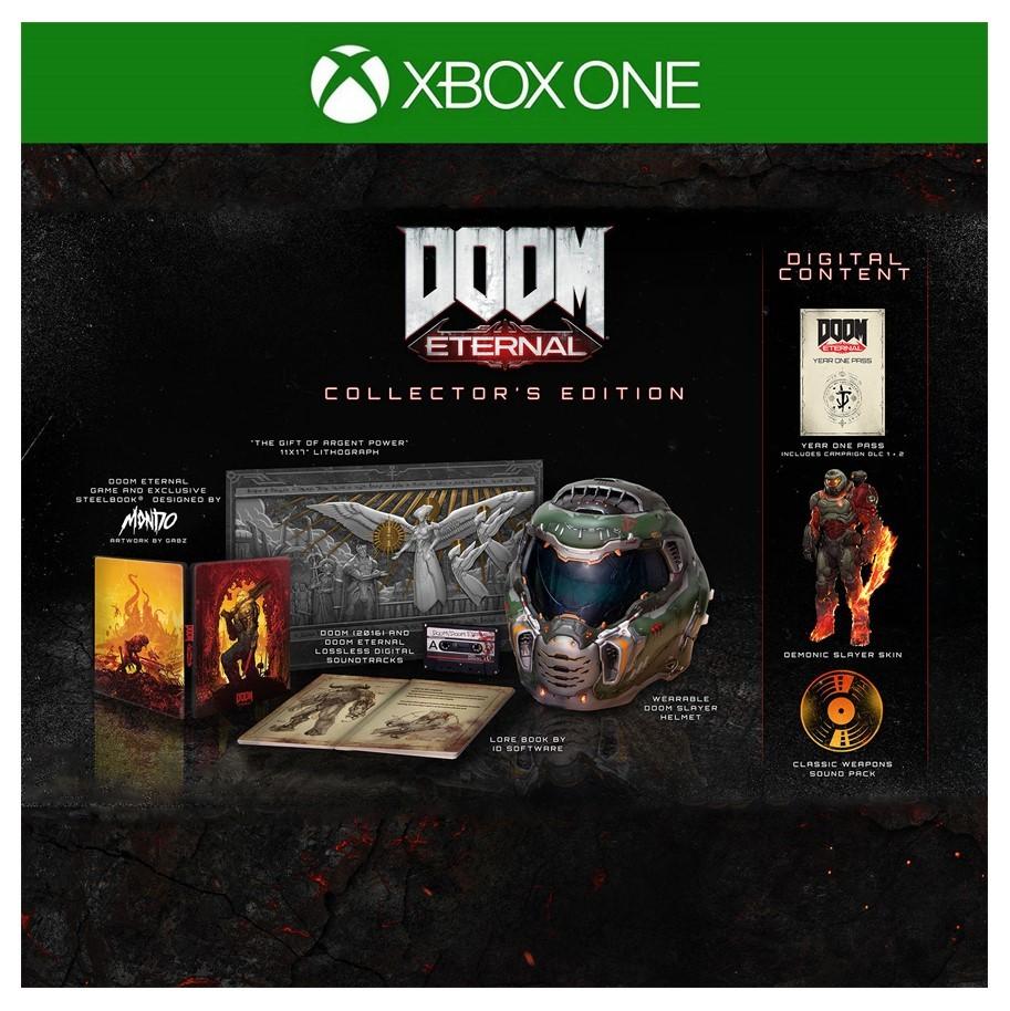 Doom Eternal Collector's Edition XONE
