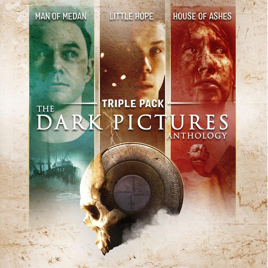 Прокат The Dark Pictures Anthology Triple Pack от 7 дней PS4/PS5