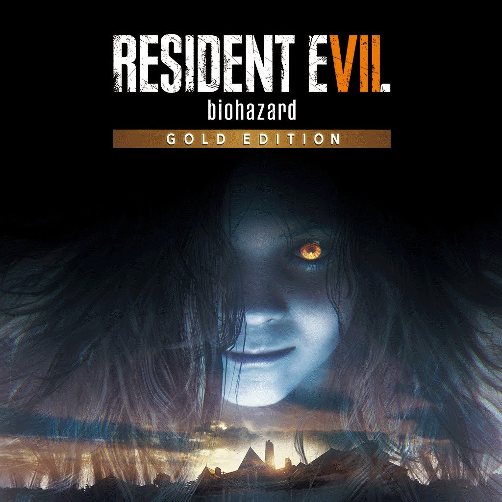 Прокат Resident Evil 7 Biohazard Gold Edition | RE7 вiд 7 днiв PS4