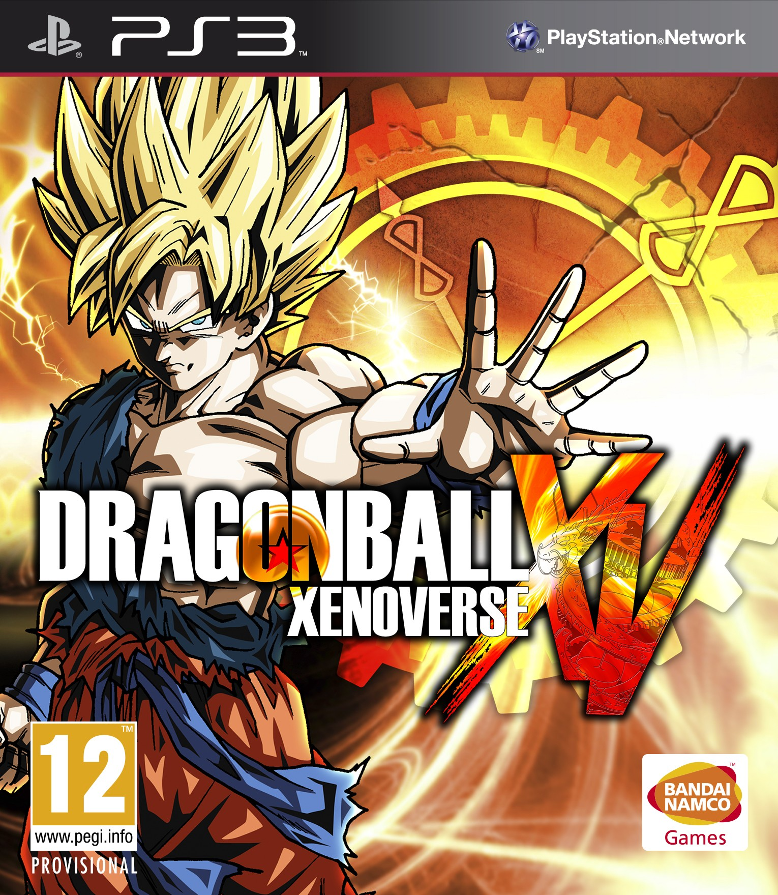 Dragon Ball Xenoverse б/у PS3