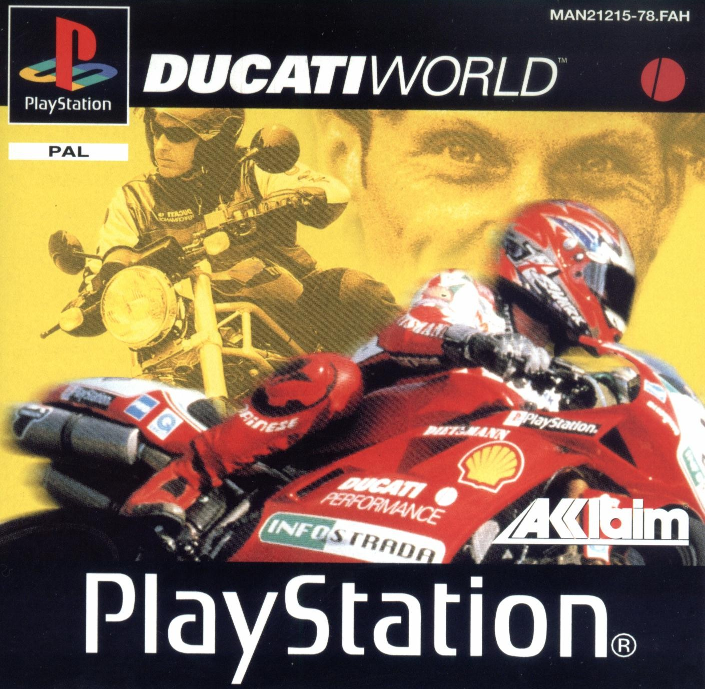 Ducati World б/у PS1
