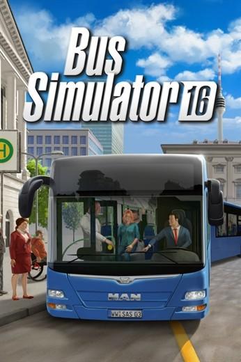 Bus Simulator 16 PC DIGITAL