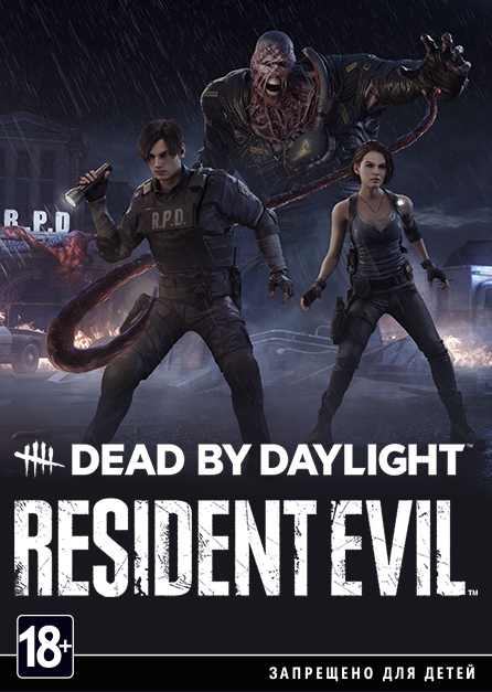 Dead by Daylight Resident Evil Chapter | Обитель Зла PC DIGITAL
