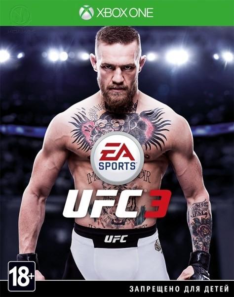 EA Sports UFC 3 XONE