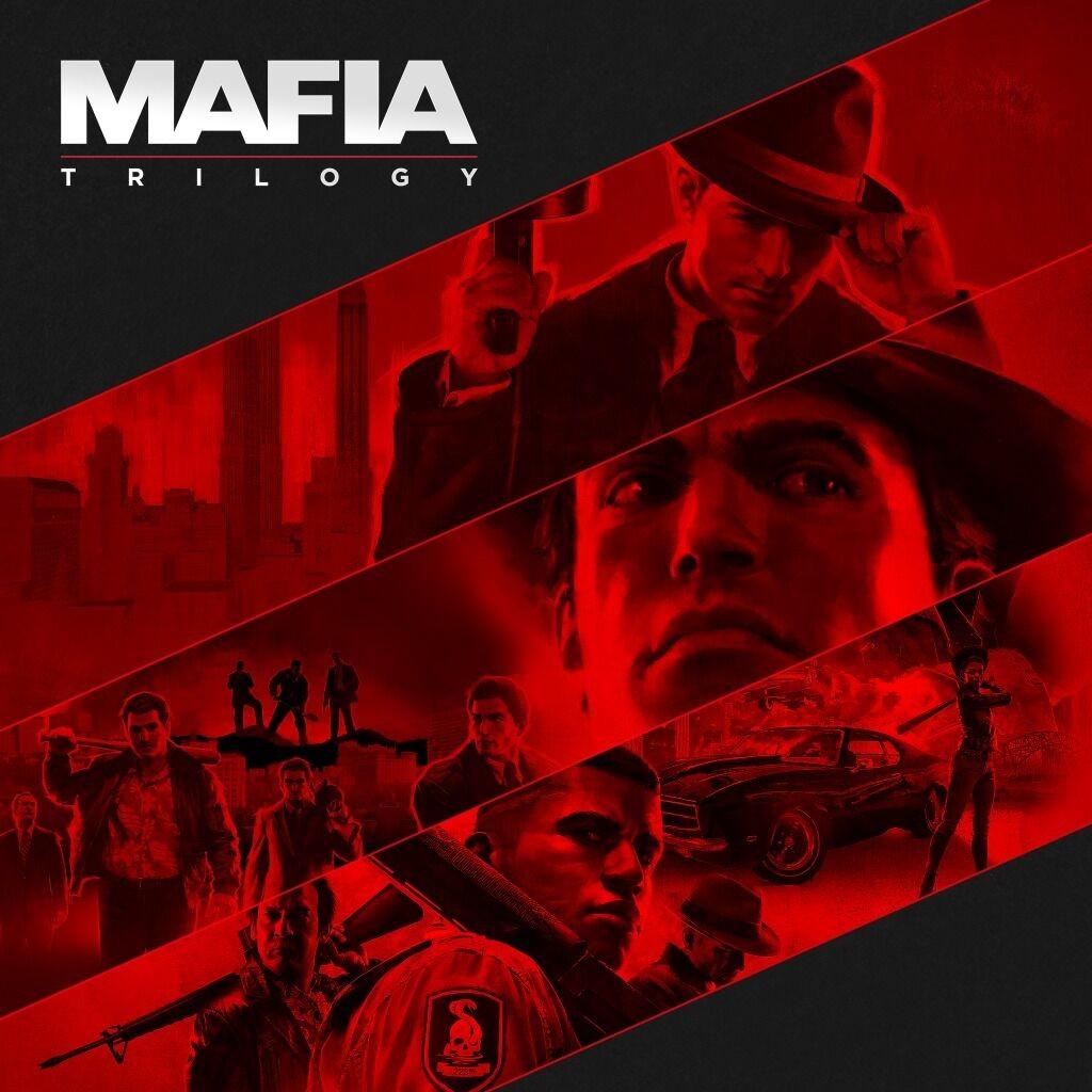 Прокат Mafia Trilogy | Мафия Трилогия от 7 дней PS4