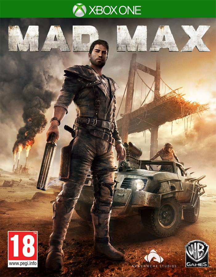 Mad Max XONE
