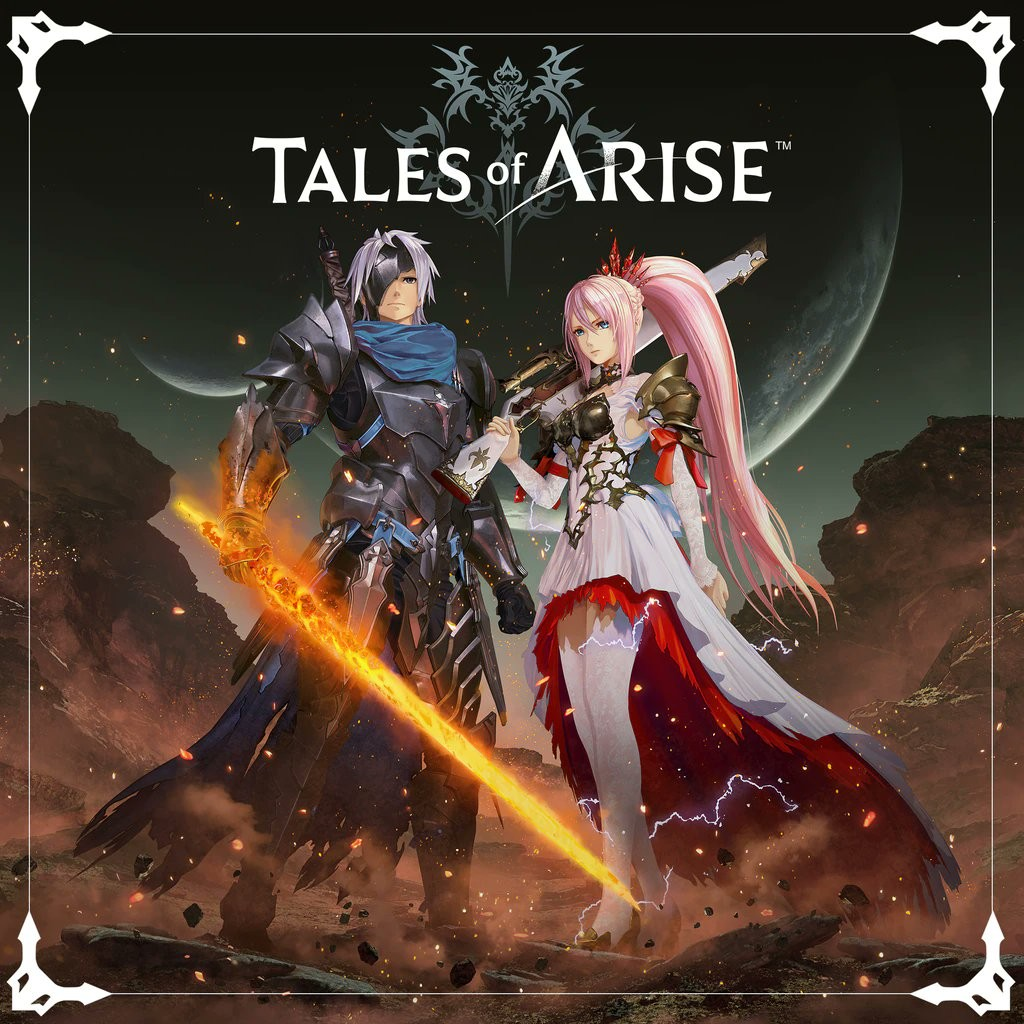 Прокат Tales Of Arise от 7 дней PS4/PS5