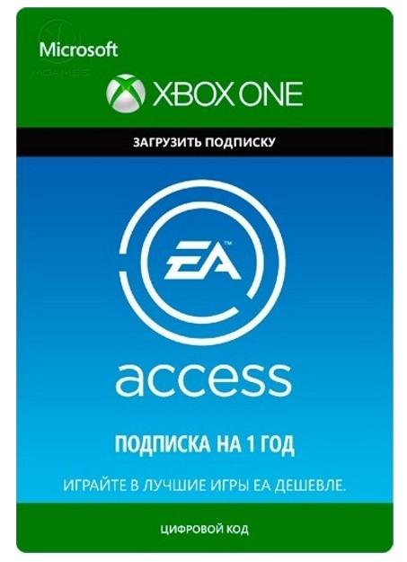 EA Access передплата на 12 місяців (регіон Росія) (код)