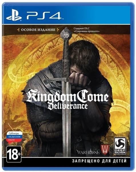Kingdom Come Deliverance Особое издание PS4