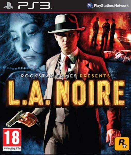 L.A. Noire б/у PS3