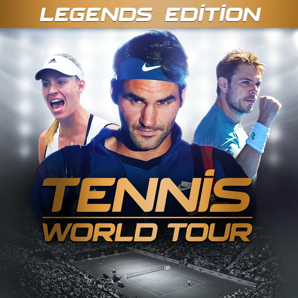 Прокат Tennis World Tour Legends Edition вiд 7 днiв PS4