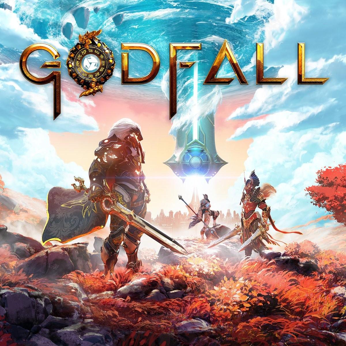 Прокат Godfall від 7 днів PS5