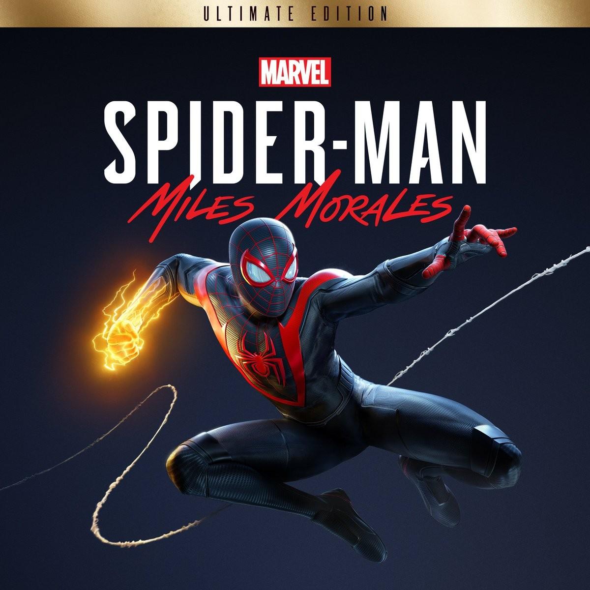 Прокат Marvel's Spider-Man Miles Morales Ultimate Edition | Marvel's Людина-павук Майлз Моралес від 7 днів PS4
