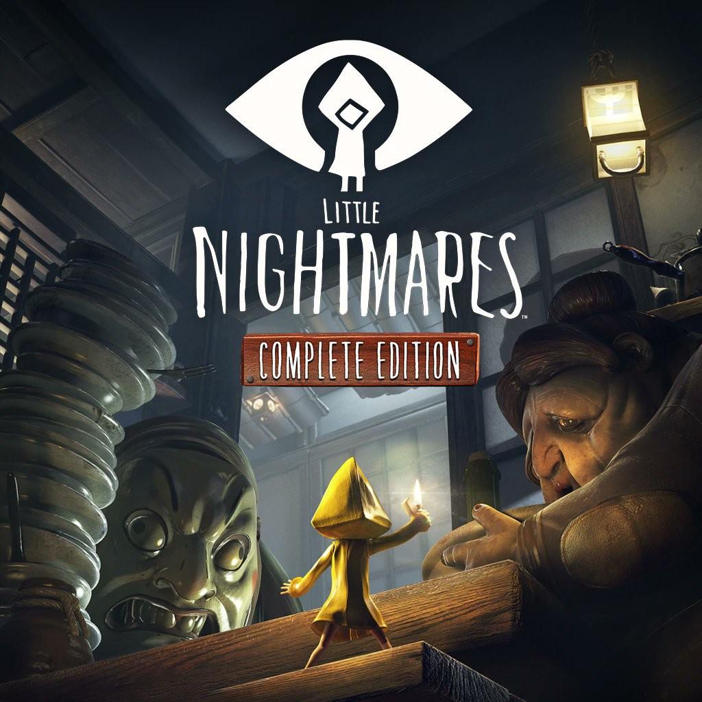 Прокат Little Nightmares Complete Edition от 7 дней PS4
