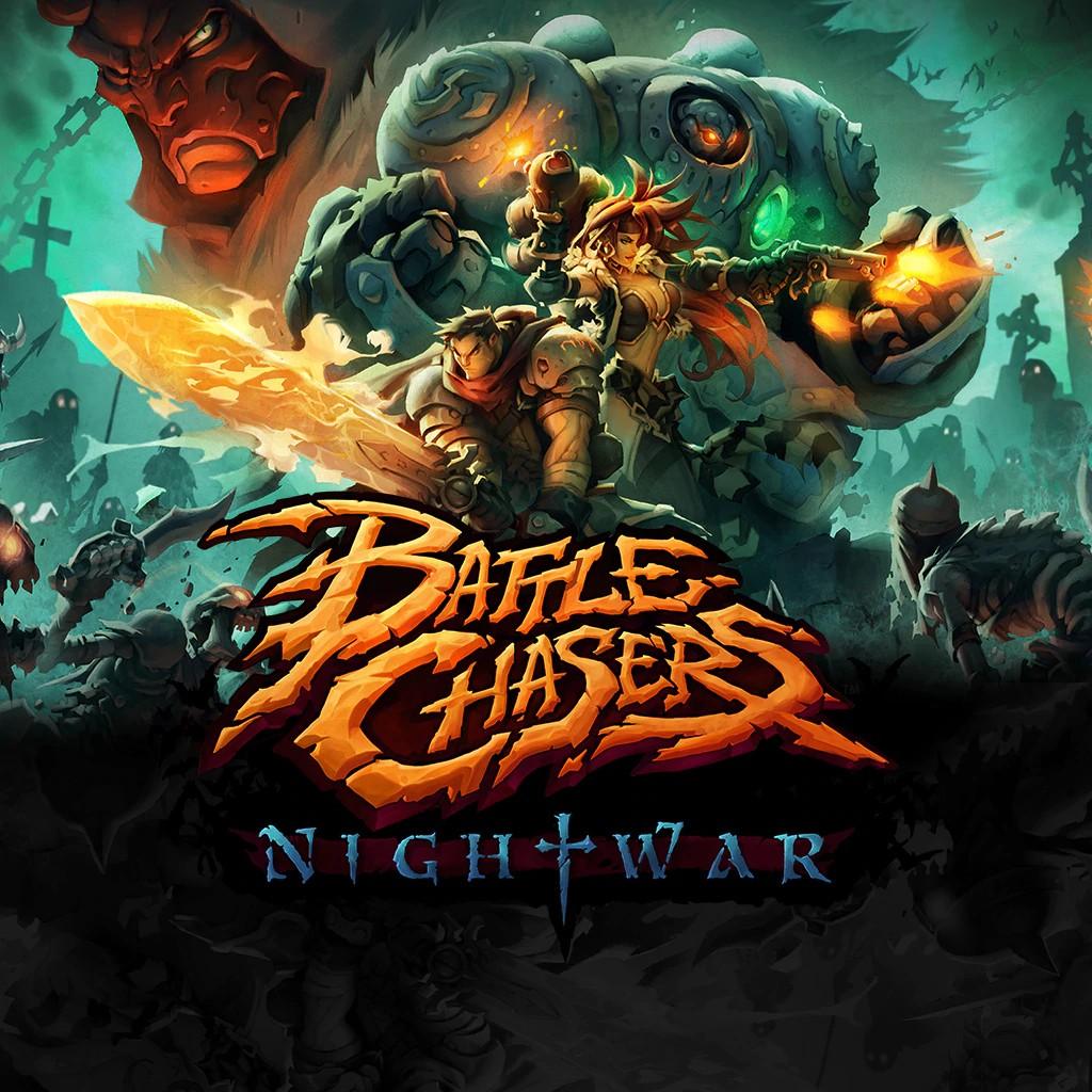 Прокат Battle Chasers: Nightwar від 7 днів PS4