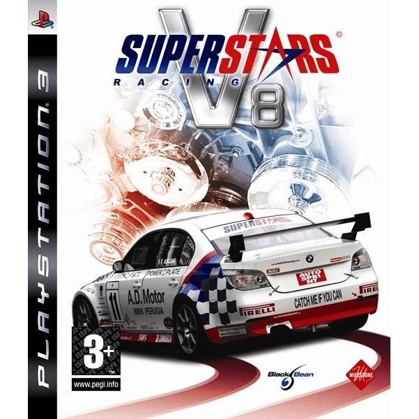 Superstars V8 Racing б/в PS3