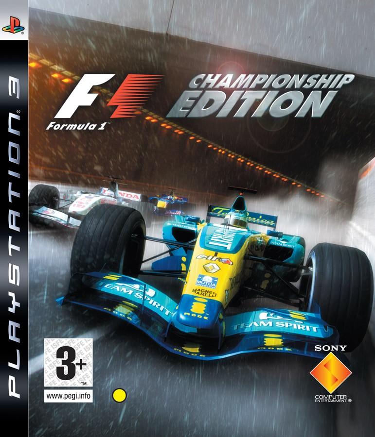 Formula One. Championship Edition