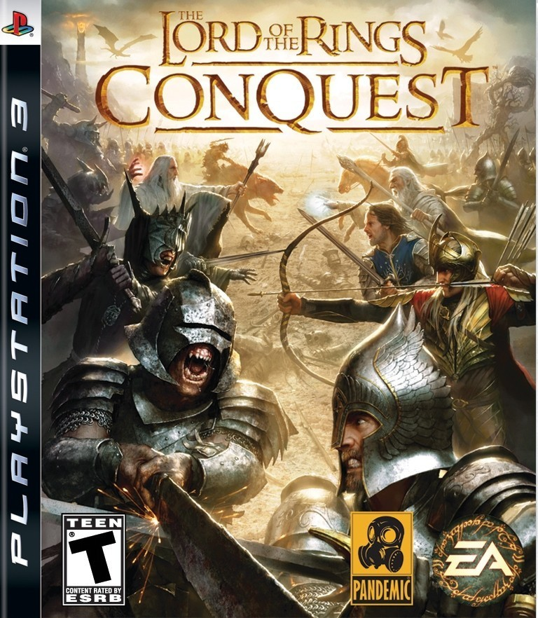 The Lord of the Rings: Conquest б/у PS3