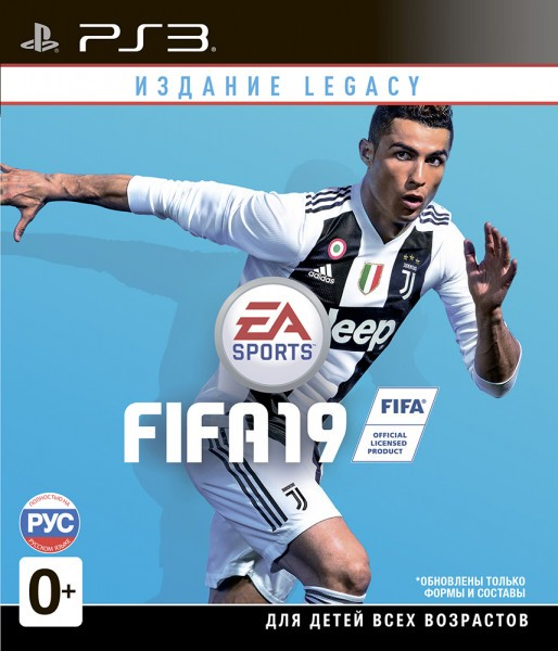 FIFA 19. Legacy Edition PS3