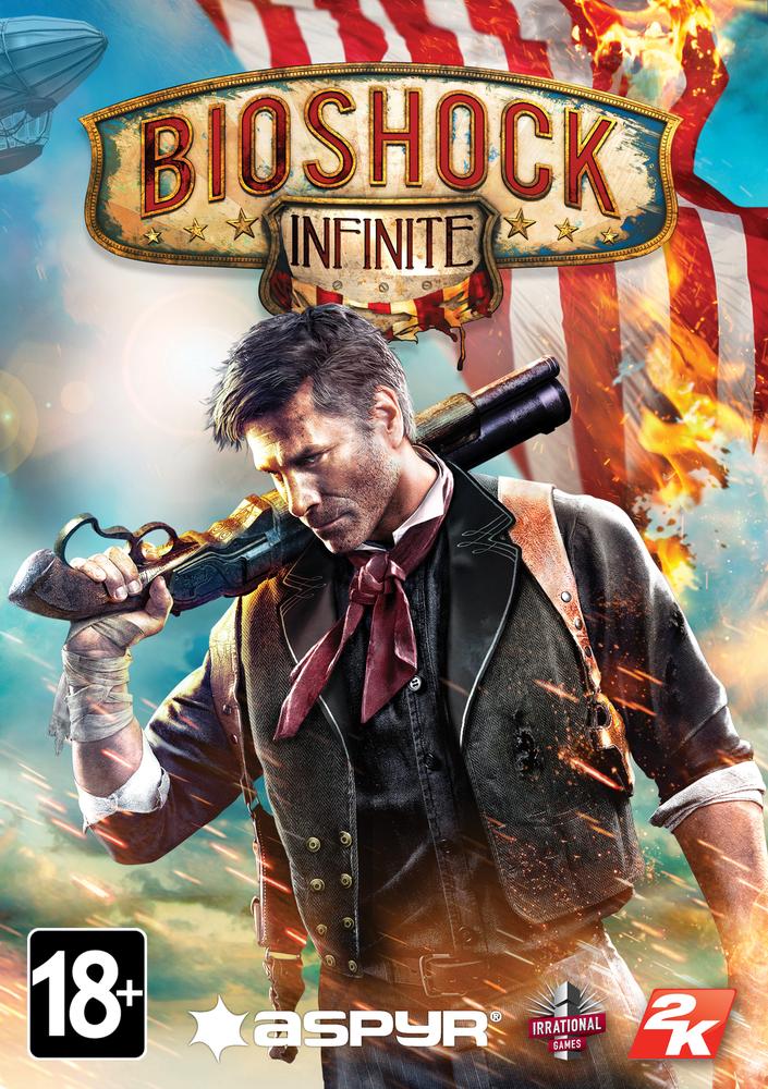 BioShock Infinite PC DIGITAL (для MAC)