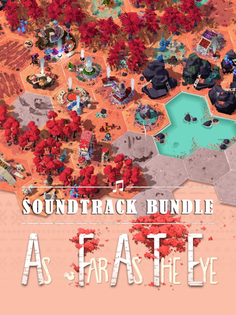 As Far As The Eye – Soundtrack Bundle PC DIGITAL