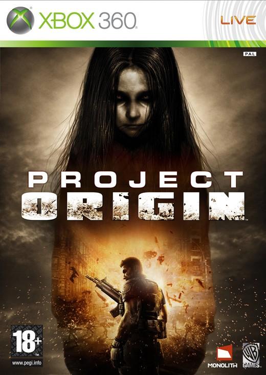 F.E.A.R. 2 Project Origin б/в X360