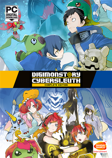 Digimon Story Cyber Sleuth Complete Edition PC DIGITAL