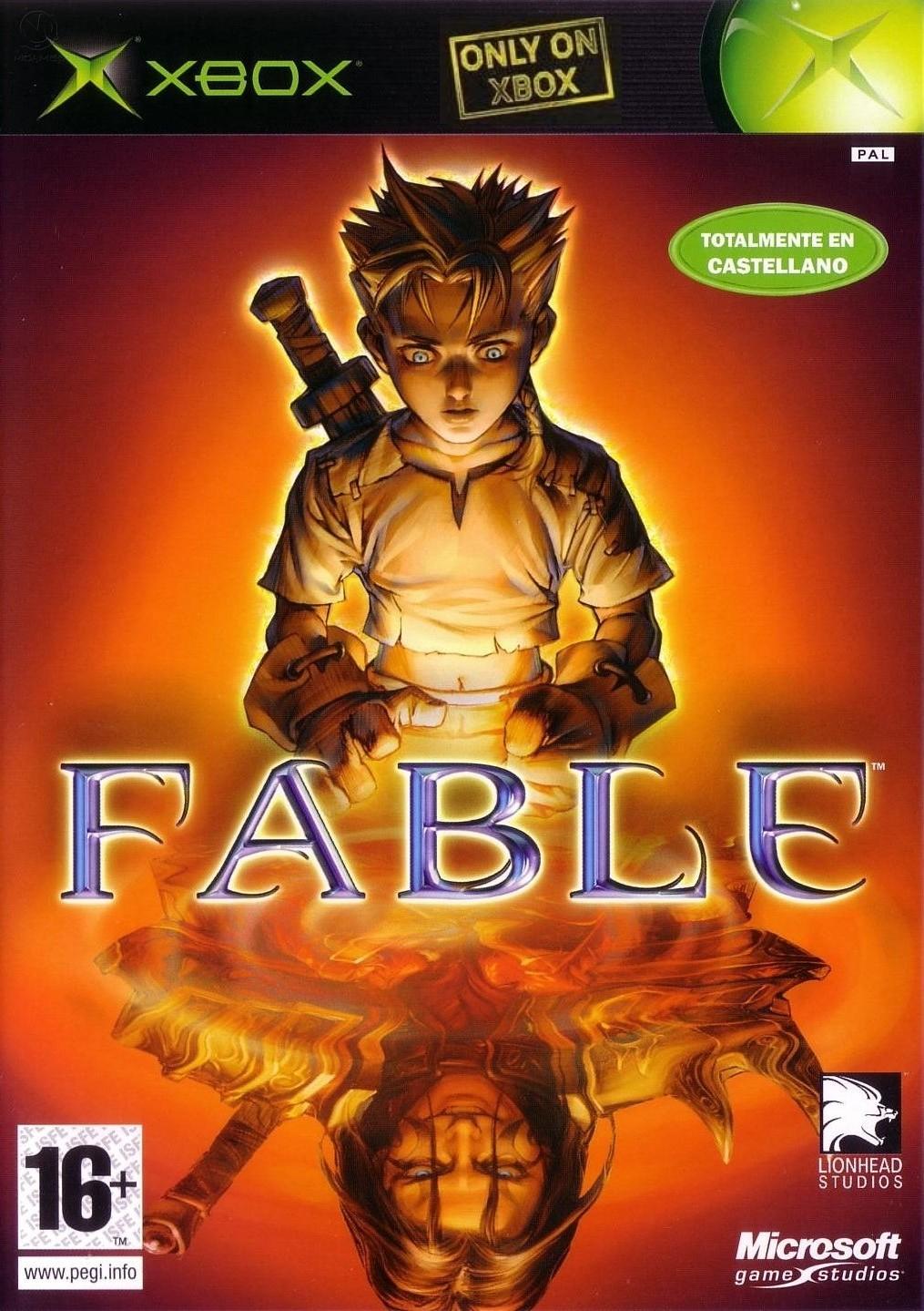 Fable б/в XBOX