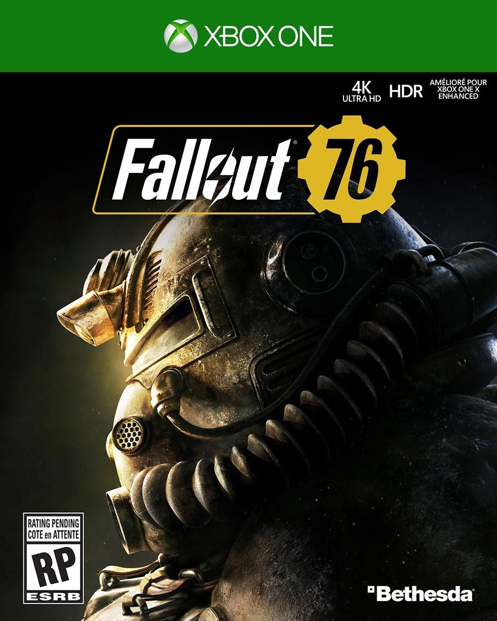Fallout 76 (код) XONE
