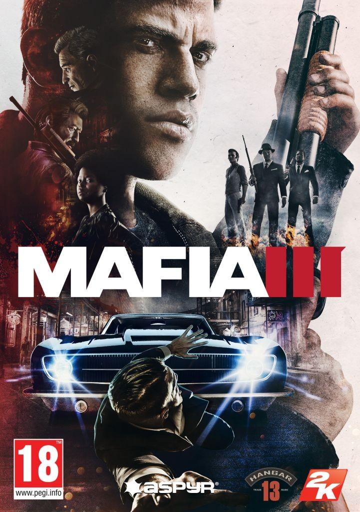 Mafia III (для Mac)