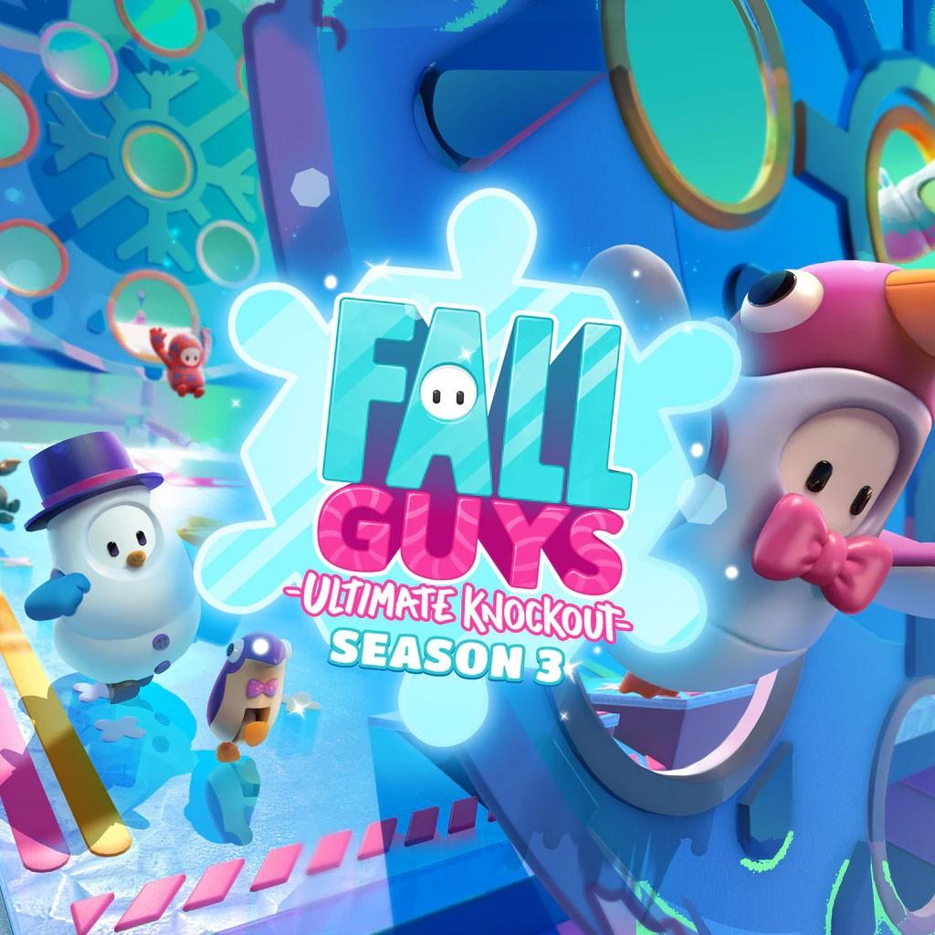 Прокат Fall Guys Ultimate Knockout от 7 дней PS4
