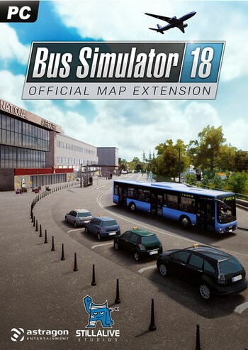 Bus Simulator 18 - Official map extension PC DIGITAL