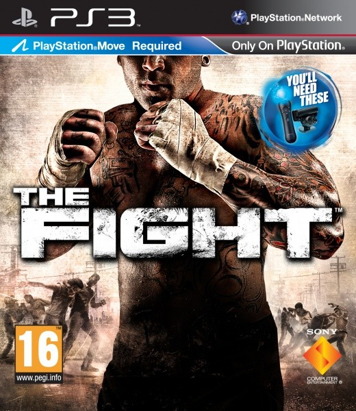 The Fight б/у