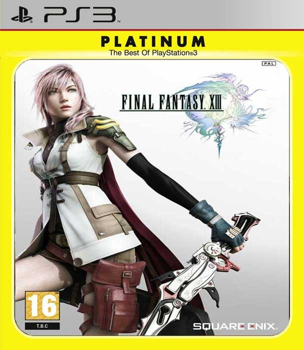 Final Fantasy XIII | Final Fantasy 13 PS3