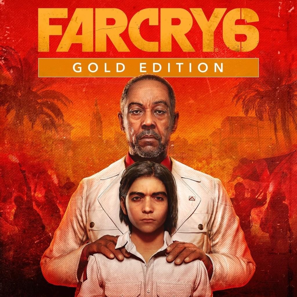 Прокат Far Cry 6 Gold Edition от 7 дней PS4/PS5