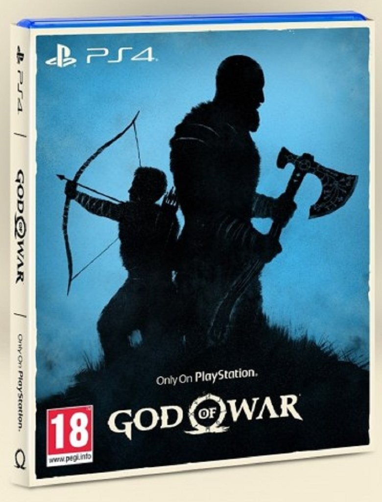 God of War 2018 Only on PlayStation Collection | Бог Войны 2018 PS4