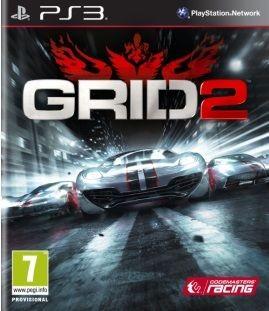 GRID 2 б/в PS3