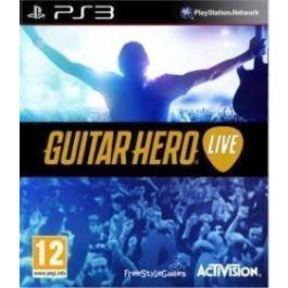 Guitar Hero Live б/в PS3
