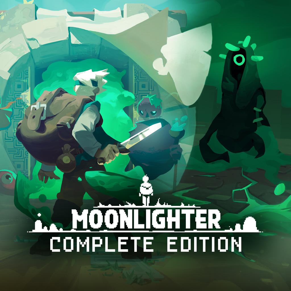 Прокат Moonlighter: Complete Edition от 7 дней PS4