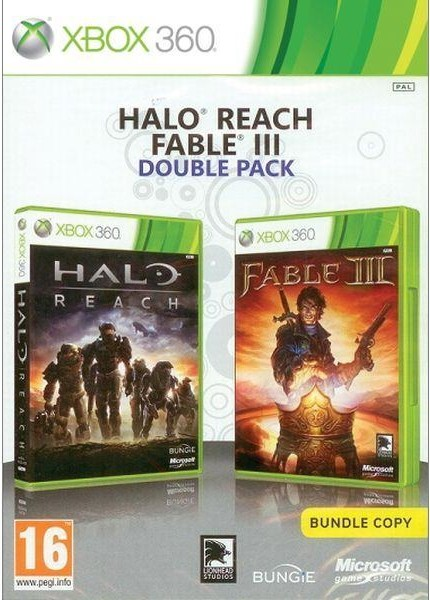 Halo Reach + Fable III | Fable 3 б/в X360